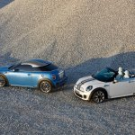 Na 50. rojstni dan je MINI predstavil dva prototipa, ki naj bi ju začeli prodajati leta 2011.